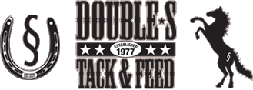 Double S Tack and Feed Logo